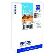 Epson T7012 Cyan XXL - Tintenpatrone