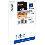 Epson T7011 Schwarz XXL - Tintenpatrone