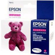 Epson T0613 Magenta - Tintenpatrone