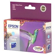 Tintenpatrone Epson T0805 Light Cyan - Cartridge