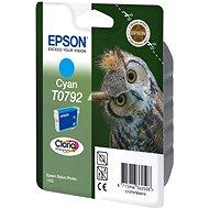 Tintenpatrone Epson T0792 Cyan - Cartridge
