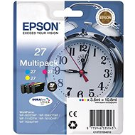 Epson C13T27054010 Multipack 27 - Tintenpatronen-Set