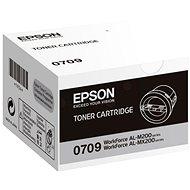 Epson S050709 schwarz - Toner