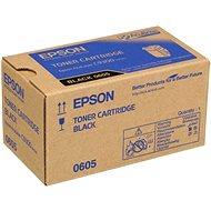 Epson C13S050605 Schwarz - Toner