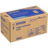 Epson C13S050604 Cyan - Toner