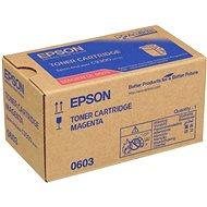 Epson C13S050603 magenta - Toner