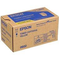 Epson C13S050602 gelb - Toner
