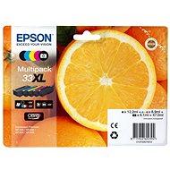Epson T33XL Multipack - Tintenpatrone