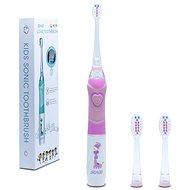 Seago SG-977 pink - Elektrische Zahnbürste für Kinder