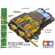 Sparkfun Dual Motor GearBox (Tamiya Gearbox) - Baukasten
