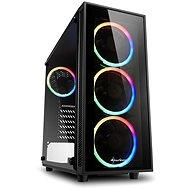 Sharkoon TG4 RGB - PC-Gehäuse