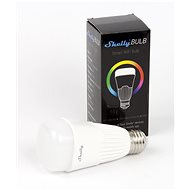 Shelly Bulb, Smart Bulb RGBW, WiFi - LED-Lampe