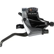 Shimano Alivio ST-M4000 MTB/trek pro V-brzdy pravá 9 rychl 2 prstá - Brems- und Schalthebel