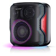 SHARP PS-919 schwarz - Bluetooth-Lautsprecher