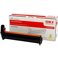 OKI 44064009 gelb - Druckwalze
