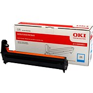 OKI 44064011 cyan - Druckwalze
