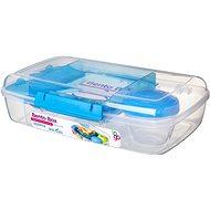 SISTEMA Bento Lunchbox Lunch To Go Blue Online Range 1,76 Liter - Snack-Box