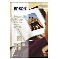 Epson Paper Premium Glossy Photo 10 x 15 40 Blatt - Fotopapier