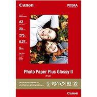Canon Papiere PP-201 A3 Hochglanz - Fotopapier