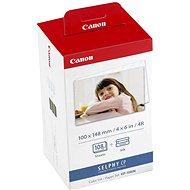 Canon KP-108IN - Papier und Folien