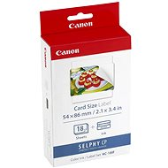 Canon KC-18IF - Papier und Folien