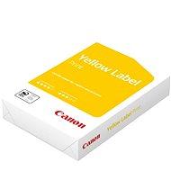 Canon Yellow Label Papier A3 (C) - Papier