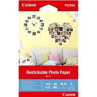 Canon Restickable Photo Paper RP-101 - Fotopapier