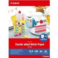 Canon Fotopapier matt MP-101D A4 - Fotopapier