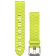 Garmin QuickFit 20 silikonový žlutý - Armband