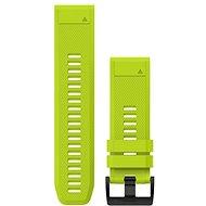 Garmin QuickFit 26 silikonový žlutý - Armband