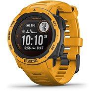 Garmin Instinct Solar Sunburst - Smartwatch