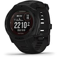Instinct Solar, Tactical Black - Smartwatch