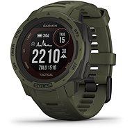 Garmin Instinct Solar Tactical Moss - Smartwatch