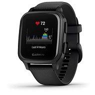 Garmin Venu Sq Music Slate/Black Band - Smartwatch