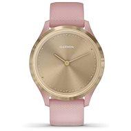 Garmin vívomove 3S Sport, LightGold Pink - Smartwatch