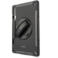 4smarts Rugged Tablet Case GRIP für Samsung Galaxy Tab S7+ schwarz - Tablet-Hülle