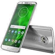 Motorola Moto G6 Silber - Handy