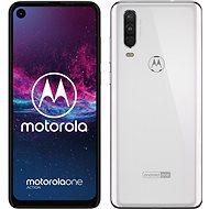 Motorola Moto One Action Weiß - Handy