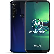 Motorola Moto G8 Plus blau - Handy