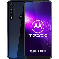 Motorola One Macro blau - Handy