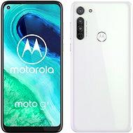Motorola Moto G8 64 GB Dual SIM Weiß - Handy