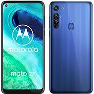 Motorola Moto G8 64 GB Dual SIM Blau - Handy