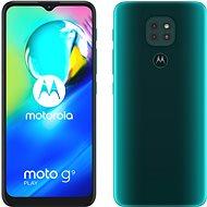 Motorola Moto G9 Play 64 GB - grün - Handy
