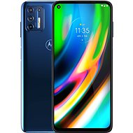 Motorola Moto G9 Plus 128 GB - blau - Handy