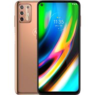 Motorola Moto G9 Plus 128 GB - gold - Handy