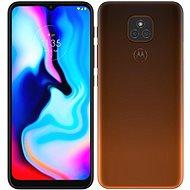 Motorola Moto E7 Plus - orange - Handy