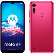 Motorola Moto E6i - pink - Handy