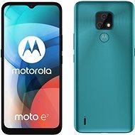 Motorola Moto E7 - blau - Handy
