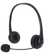 Sandberg USB Office Headset mit Mikrofon - schwarz - Kopfhörer