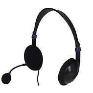 Sandberg SAVER USB-Headset mit Mikrofon, schwarz - Kopfhörer